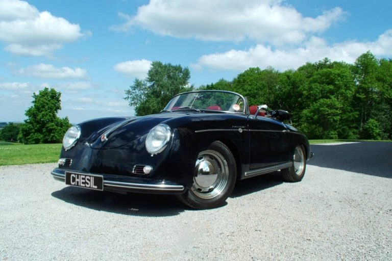 Build your own Chesil Speedster